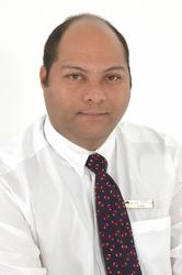 Lee Thomas, estate agent